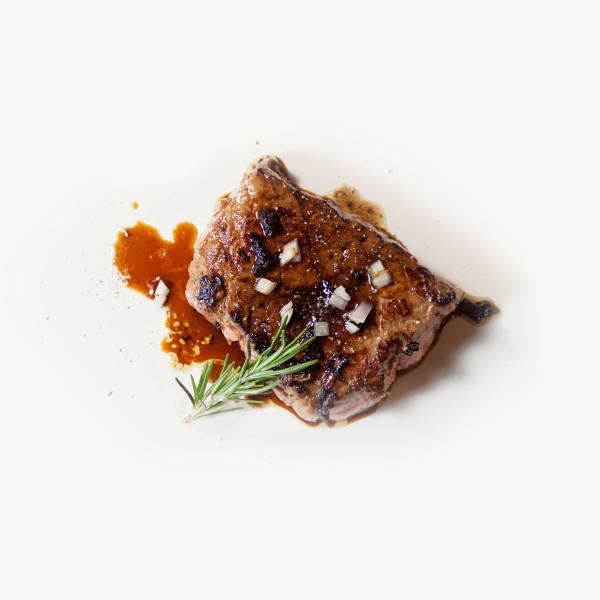 Pour déglacer une viande