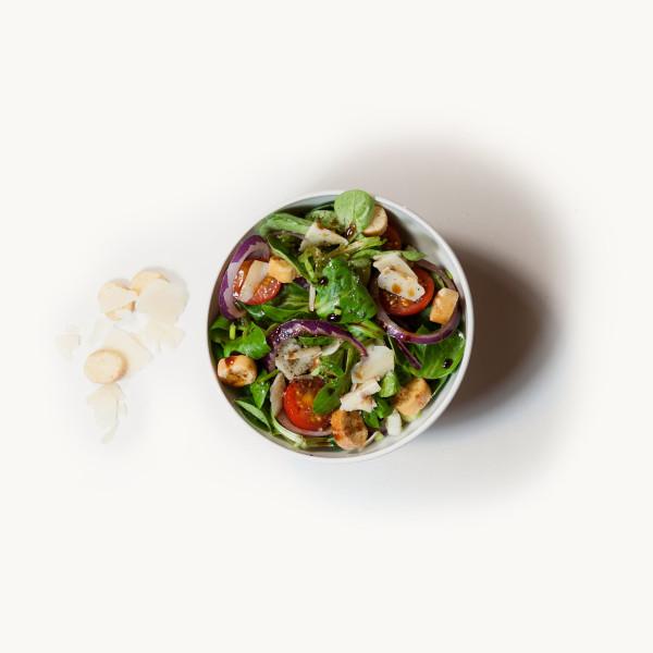 En salade